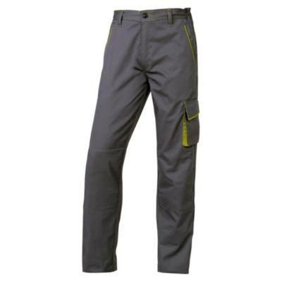 Pantalón de Trabajo Panostyle Gris Talla L