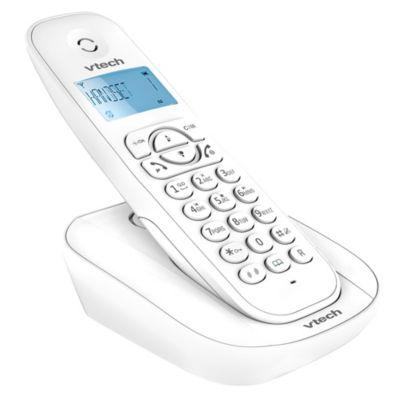 Teléfono Inalambrico VT220W Blanco