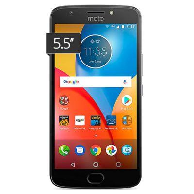 Motorola Moto E Plus XT1773 5.5'' 16 GB Plomo