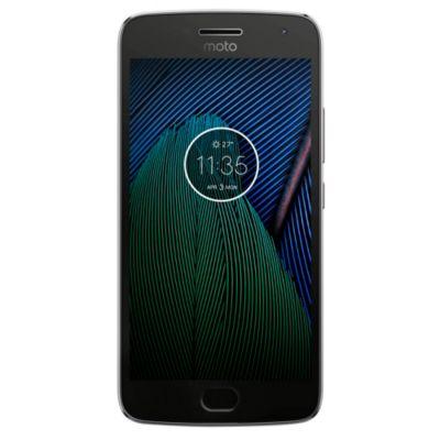 Motorola Moto G5 Plus 5.2'' 32 GB Plomo