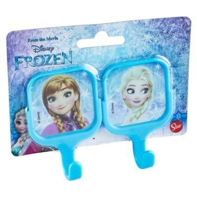 Perchas Cuadradas Frozen x 2 Unidades