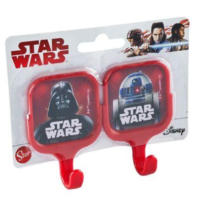 Percha Cuadrada Star Wars x 2 Unidades