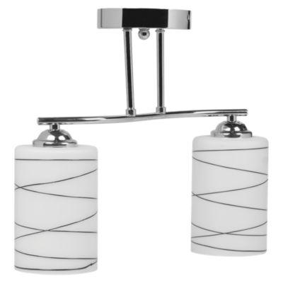 Lámpara de Techo Lugo 2 Luces