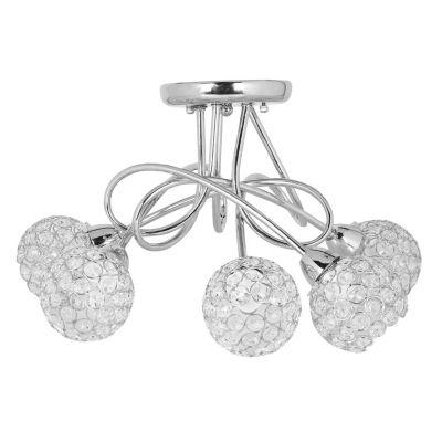 Lámpara Colgante Cartier 5 Luces