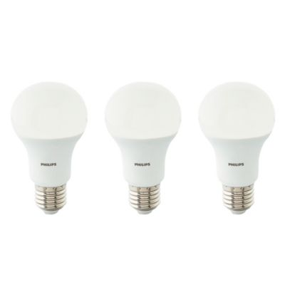 Foco LED Estándar E27 85W Luz Blanca
