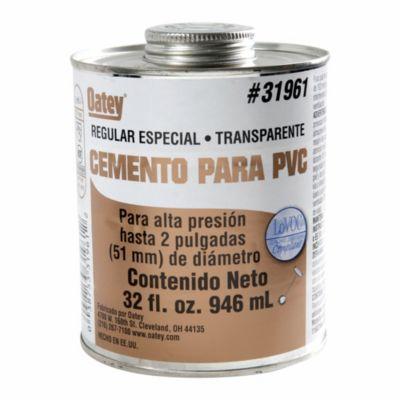 Cemento PVC / CPVC Regular 32 oz Dorado