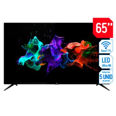 Televisor Smart LED UHD 65'' 65U6285