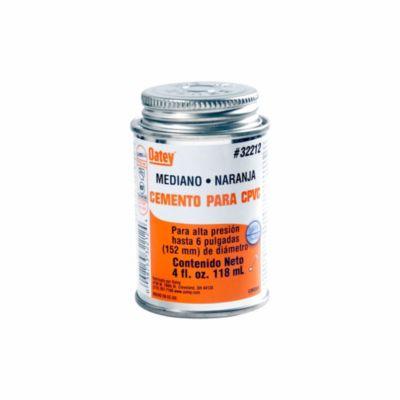 Cemento para CPVC 118 ml
