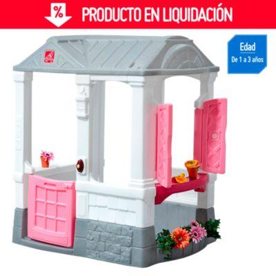 Casa Multifuncional Rosada