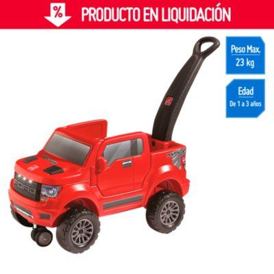Carrito Ford F150 Roja