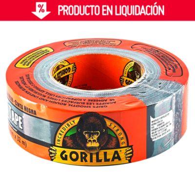 Cinta Gorila 48mmx32m Negro