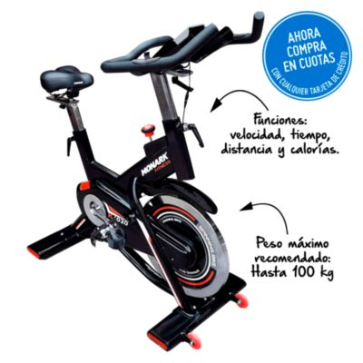 Bicicleta de Spinning K-4020