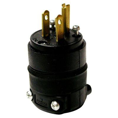 Enchufe 15A 125 V L/T