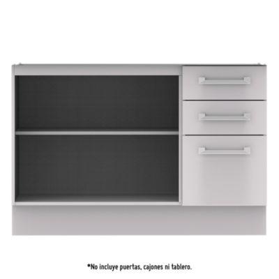 Módulo de Cocina Bajo 120cm