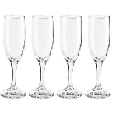 Set de 4 Copas para Champagne