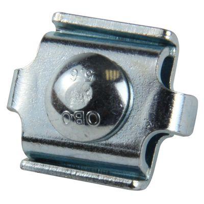Conector Recto Electrozincado