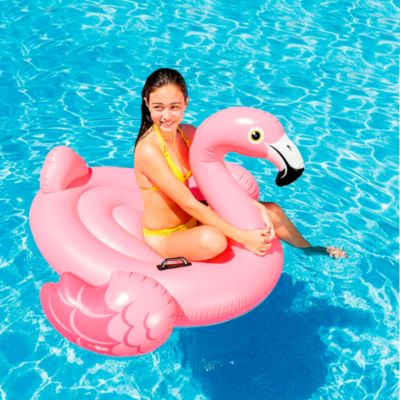 Flotador Inflable Flamingo 142x137x97cm
