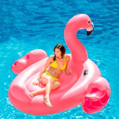 Flotador Mega Flamingo Island