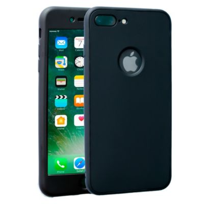 Case 360 para Iphone 7/8 Plus Negro