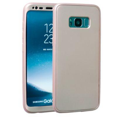 Case 360 para Samsung S8 Plus Rosa