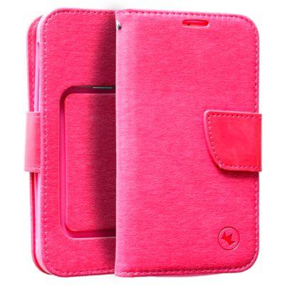 Case Flip Universal  4.0'' a 4.5'' Rosa