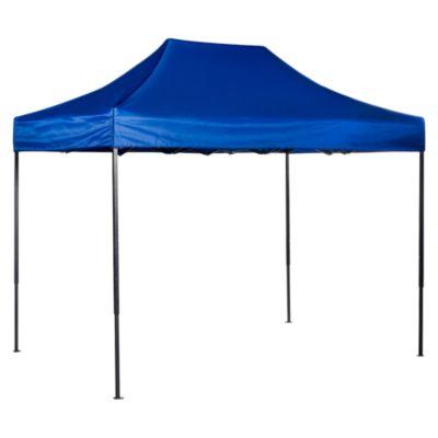 Toldo plegable 2x3m Azul