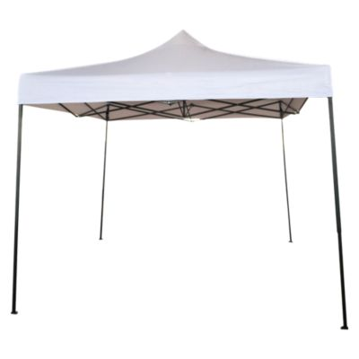 Toldo Plegable 3x3m Blanco