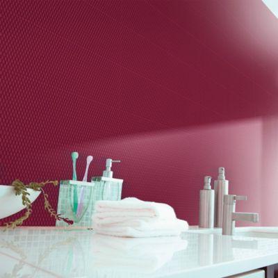 Cerámica Incanto Tinta Textil 20x61cm para piso o pared