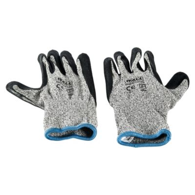 Pack de 4 Guantes Anticorte Cut-5 Látex