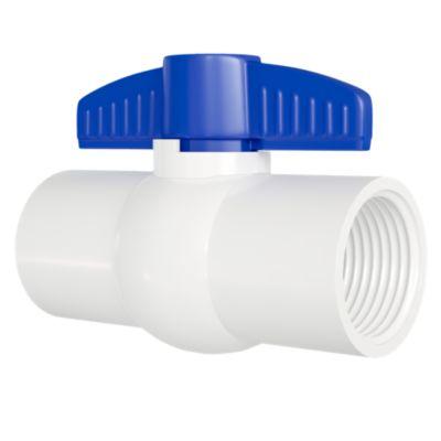 Válvula Esférica de PVC Roscada 1''