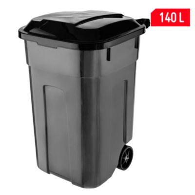 Recolector de basura Megaforte 140 L