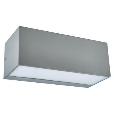 Aplique Exterior Led 12W LC