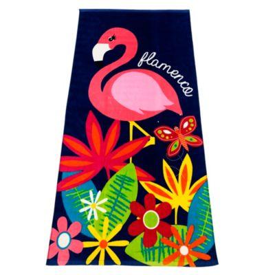 Toalla de Playa Flamenco 70x140cm