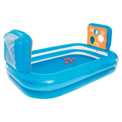 Piscina Recreativa Turquesa 237x152cm