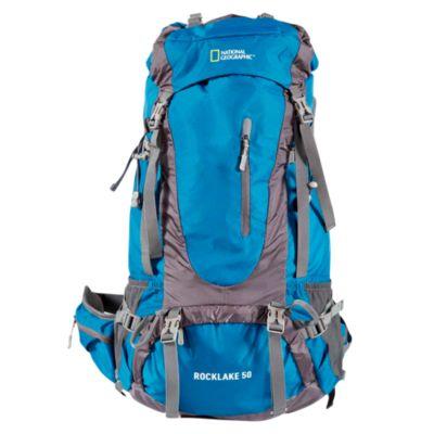 Mochila Rocklake 50L Azul