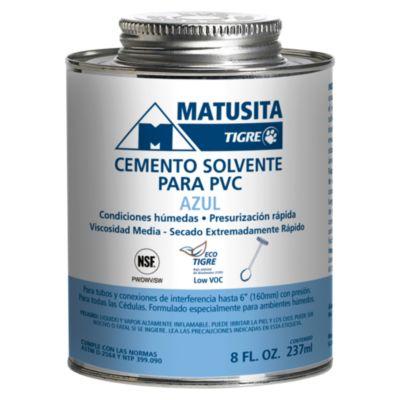 Cemento Solvente PVC Humedad 237mL