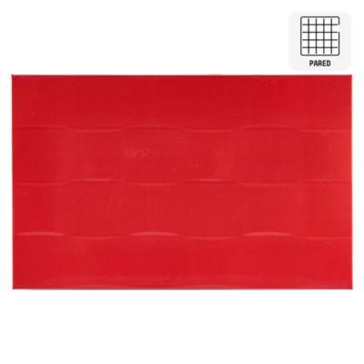 Cerámica Dunas Rojo 25x40cm 1.83m2