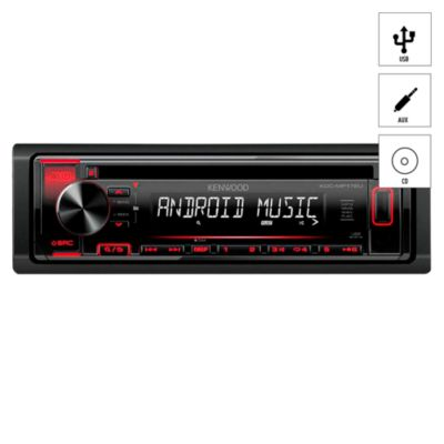 Autoradio CD/USB/AUX KD-MP172U