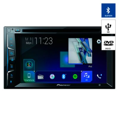 "Autoradio Pantalla Tactil 6.2"" Bluetooth/CD/DVD/USB AVH-A2150BT"