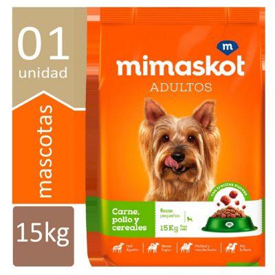 Comida para Perros Razas Pequeñas 15 kg