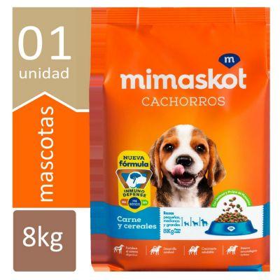 Comida para Perros Cachorros Todas las Razas 8kg