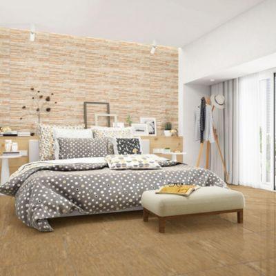 Cerámica Paula Blanco Liso 50x50 para piso