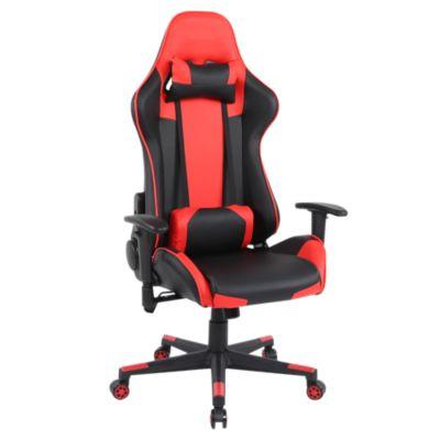 Silla Gamers RTA-004 Rojo y Negro