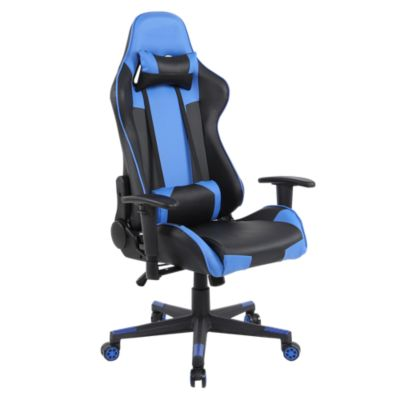 Silla Gamers RTA-004 Azul y Negro