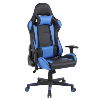 Silla Gamers RTA-057 Azul y Negro