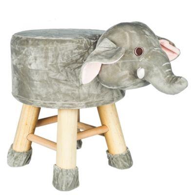 Banco Infantil Elefante