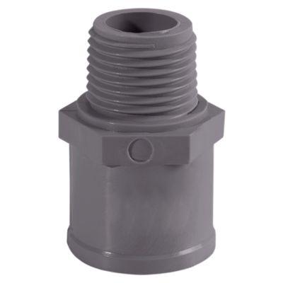 "Adaptador PVC 1 1/2"" SP Plastica"