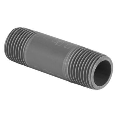 Niple PVC con Rosca 1/2''x 2 1/2''
