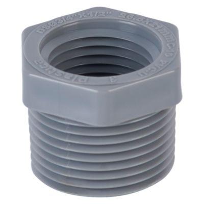 """Bushing PVC 3/4""""x 1/2"""" CR Plastica"""