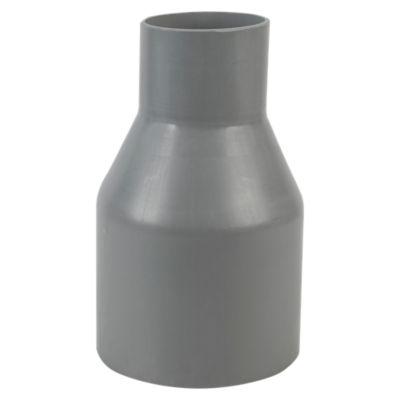 Reducción PVC Desagüe 6''x4''